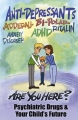 Fármacos psicotrópicos y el futuro de tu hijo