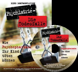 Psychiatrie – Die Todesfalle: Wie Psychopharmaka Ihr Kind töten können