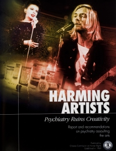 Harming Artists, Psychiatry Ruins Creativity