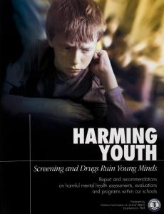 Se Daña a la Juventud: Las Acciones de Clasificación y las Drogas Arruinan lasMentes Jóvenes