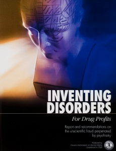 Inventing Disorders, For Drug Profits