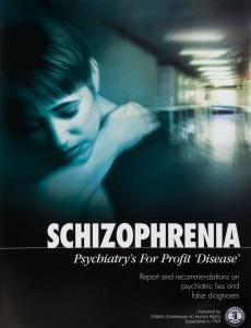 """Esquizofrenia: La """"enfermedad"""" de la Psiquiatría para Obtener Lucro"""