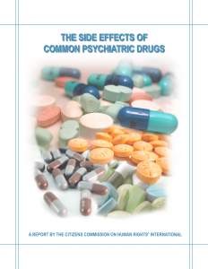 The Side Effects of Common Psychiatric Drugs (Bivirkningene ved vanlige psykiatriske stoffer)