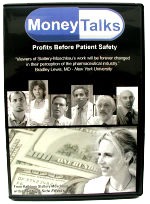 「金がものを言う」ドキュメンタリー
