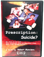 DVD «РЕЦЕПТ: САМОУБИЙСТВО?»