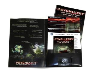 <i>Materialien zur Kürzung der öffentlichen Gelder für das psychiatrische System</i>