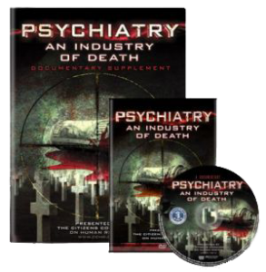 《精神病學:死亡工業》(Psychiatry: An Industry of Death)DVD
