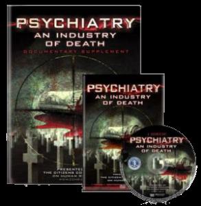 La Psiquiatría: Una Industria de la Muerte DVD
