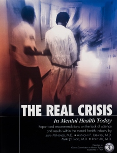 The Real Crisis In Mental Health Today