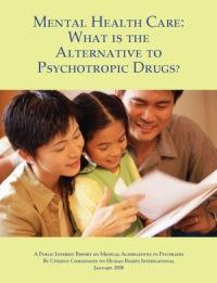 《什麼是精神科藥物的替代方法?》